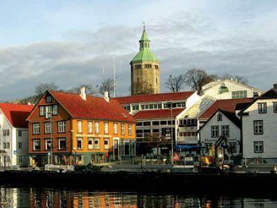 Описание и снимки на пристанище Ставангер, Норвегия от круизен маршрут