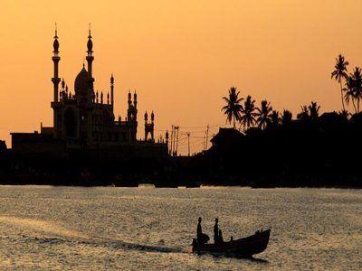 Описание и снимки на пристанище Кочин (Керала), Индия от круизен маршрут