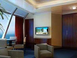 Описание на каюта Луксозен апартамент Deluxe Owner's - категория SA на круизен кораб Norwegian STAR – обзавеждане, площ, разположение