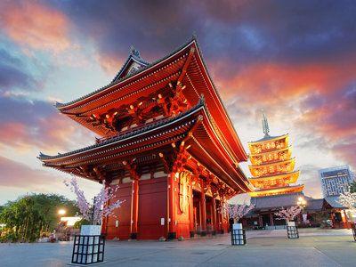 Описание и снимки на пристанище Токио, Япония от круизен маршрут