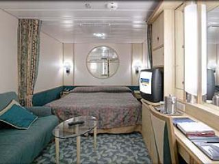 Описание на каюта Inside Guarantee –  категория Z  на круизен кораб MARINER of the Seas – обзавеждане, площ, разположение