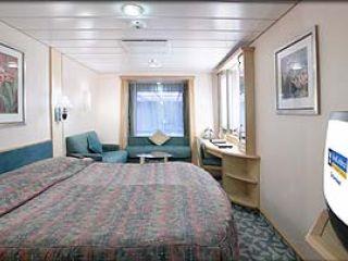 Описание на каюта Inside Stateroom –  категория PR на круизен кораб MARINER of the Seas – обзавеждане, площ, разположение