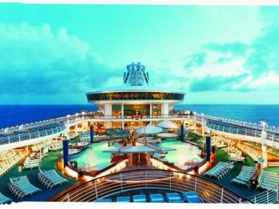 Круизен кораб ADVENTURE of the Seas на Royal Caribbean Intl.