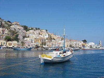 Описание и снимки на пристанище о-в Кос, Гърция от круизен маршрут