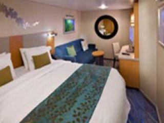 Описание на каюта Large Interior Cabin – категория K на круизен кораб ALLURE Of The Seas – обзавеждане, площ, разположение