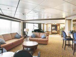 Описание на каюта Кралски апартамент категория RS на круизен кораб JEWEL of the Seas – обзавеждане, площ, разположение