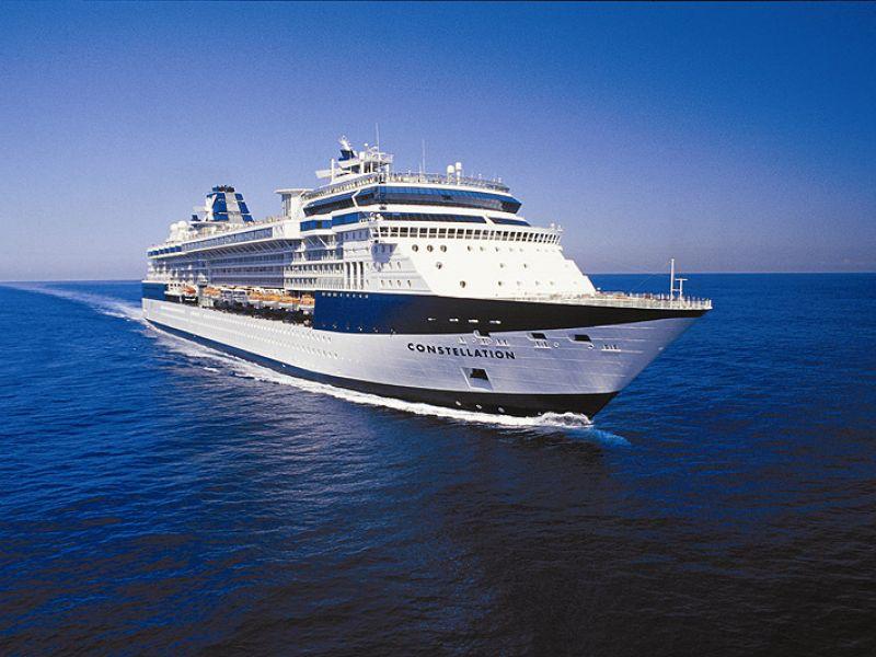 Круизен кораб Celebrity CONSTELLATION на CELEBRITY Cruises
