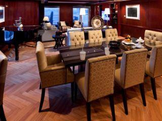 Описание на каюта Супер-луксозен апартамент Penthouse Suite – категория PS на круизен кораб Celebrity CONSTELLATION – обзавеждане, площ, разположение