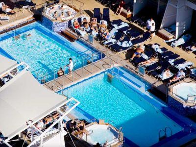 Круизен кораб Celebrity SOLSTICE на CELEBRITY Cruises