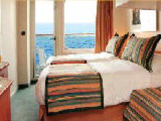 Описание на каюта Каюти с балкон - клас Classic на круизен кораб Costa LUMINOSA – обзавеждане, площ, разположение
