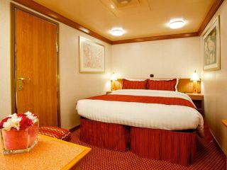 Описание на каюта Вътрешни каюти - клас Premium  на круизен кораб Costa DELIZIOSA – обзавеждане, площ, разположение