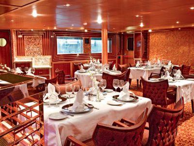 Круизен кораб Costa PACIFICA на COSTA Cruises