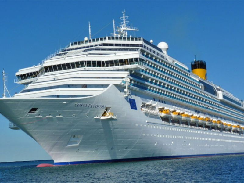 Круизен кораб Costa FAVOLOSA на COSTA Cruises