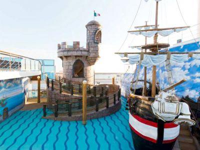 Круизен кораб Costa FAVOLOSA на COSTA Cruises