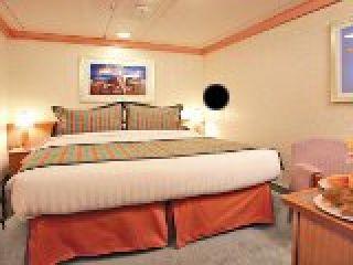 Описание на каюта Вътрешни каюти - клас Premium на круизен кораб Costa FAVOLOSA – обзавеждане, площ, разположение