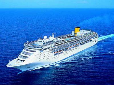 Круизен кораб Costa VICTORIA на COSTA Cruises