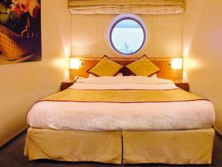 Описание на каюта Външни каюти - клас Premium  на круизен кораб Costa VICTORIA – обзавеждане, площ, разположение