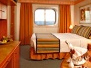 Описание на каюта Външни каюти - клас Premium на круизен кораб Costa DIADEMA – обзавеждане, площ, разположение
