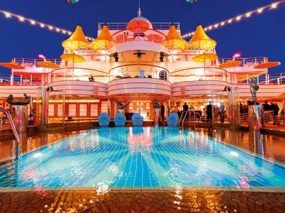 Круизен кораб Costa FASCINOSA на COSTA Cruises