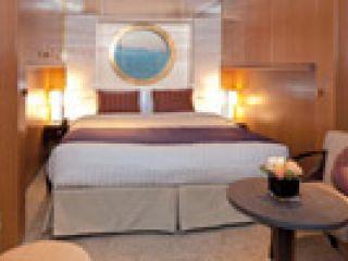 Описание на каюта Външна каюта - клас Premium на круизен кораб Costa neoCLASSICA – обзавеждане, площ, разположение