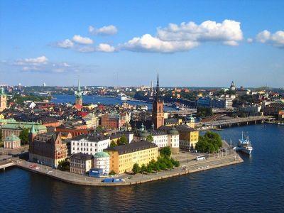 Описание и снимки на пристанище Стокхолм, Швеция от круизен маршрут