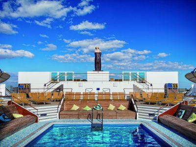 Круизен кораб Costa neoROMANTICA на COSTA Cruises