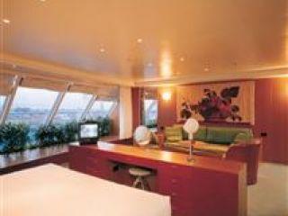 Описание на каюта Апартамент с веранда - Категория VS на круизен кораб Costa neoROMANTICA – обзавеждане, площ, разположение
