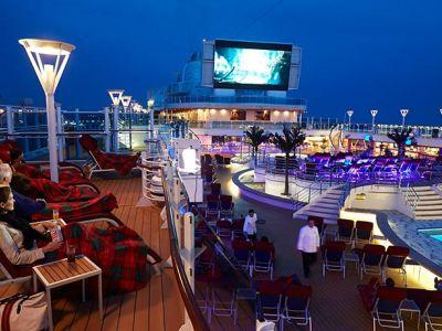 Круизен кораб Majestic Princess на Princess Cruises