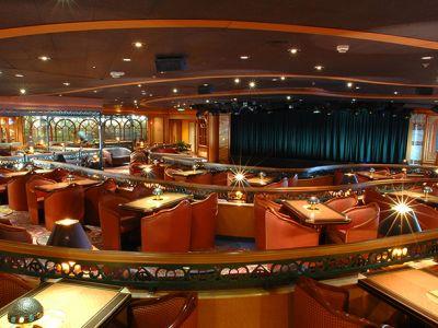 Круизен кораб Caribbean Princess на Princess Cruises