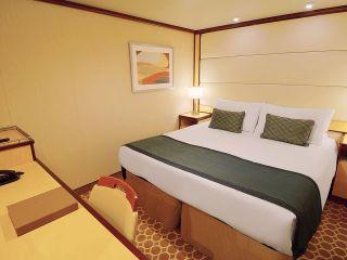Описание на каюта Вътрешни каюти на круизен кораб Regal Princess – обзавеждане, площ, разположение