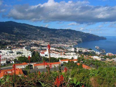 Описание и снимки на пристанище о-в Мадейра (Фуншал), Португалия от круизен маршрут