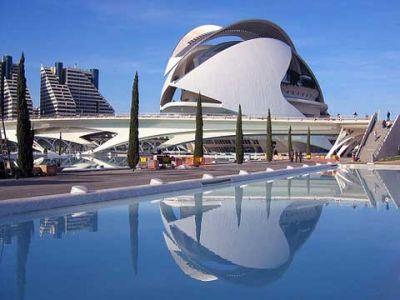 Описание и снимки на пристанище Валенсия, Испания от круизен маршрут