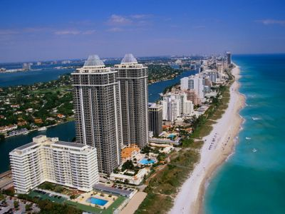 Описание и снимки на пристанище Маями (Флорида), САЩ от круизен маршрут