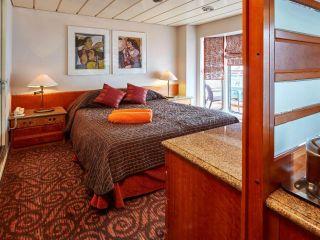 Описание на каюта Категория SG - Grand Suite на круизен кораб Celestyal Majesty – обзавеждане, площ