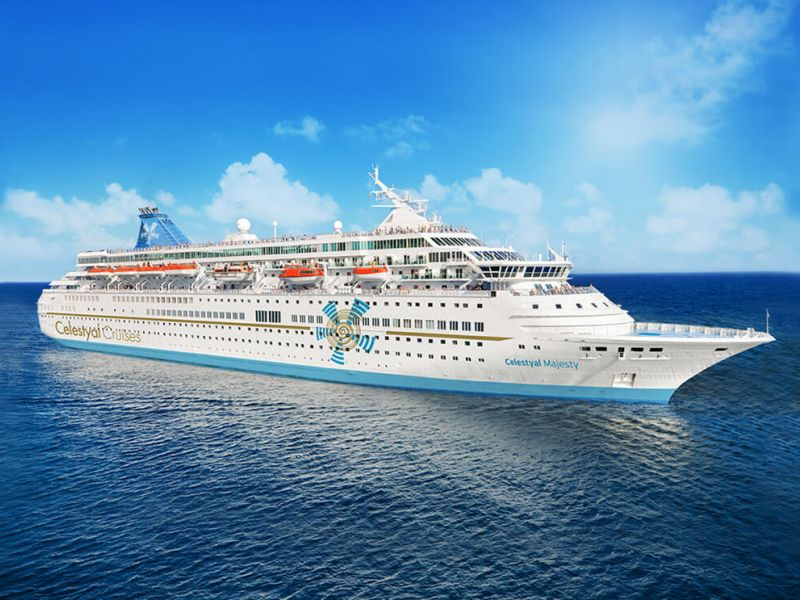 Круизен кораб Celestyal Majesty на Celestyal Cruises