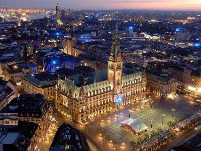 Описание и снимки на пристанище Хамбург, Германия от круизен маршрут