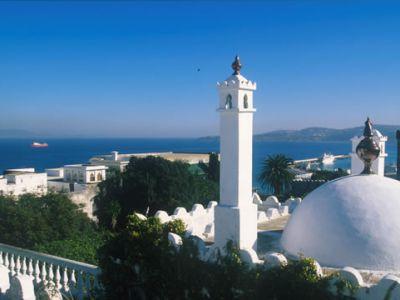 Описание и снимки на пристанище Танжер, Мароко от круизен маршрут