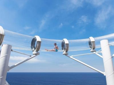 Круизен кораб MSC Seaview на MSC Cruises