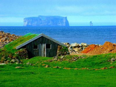 Описание и снимки на пристанище Акурейри, Исландия от круизен маршрут