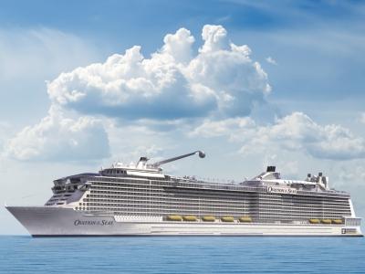 Круизен кораб OVATION of the Seas на Royal Caribbean Intl.