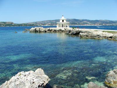 Описание и снимки на пристанище Аргостоли (Кефалония), Гърция от круизен маршрут