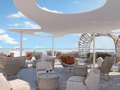 Круизен кораб Celebrity Flora на Celebrity Cruises