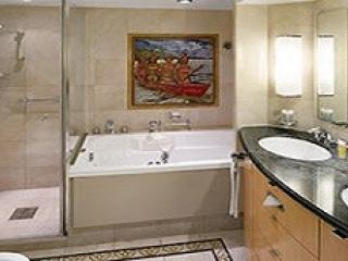 Описание на каюта Owner's Suite - 1 Bedroomy – луксозен апартамент, категория OS на круизен кораб VOYAGER of the seas – обзавеждане, площ