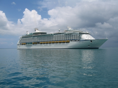 Круизен кораб VOYAGER of the seas на Royal Caribbean Intl.