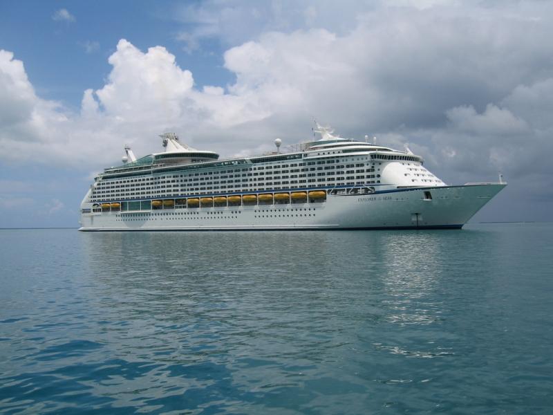 Круизен кораб VOYAGER of the seas на Royal Caribbean Intl.