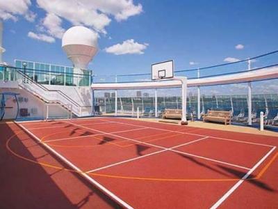 Круизен кораб RADIANCE of the seas на Royal Caribbean Intl.