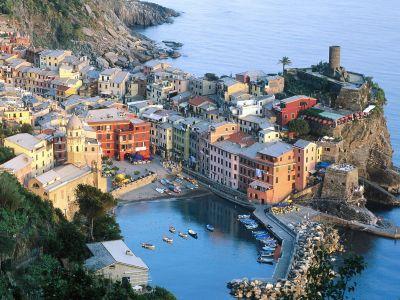 Описание и снимки на пристанище Ла Специя, Италия от круизен маршрут