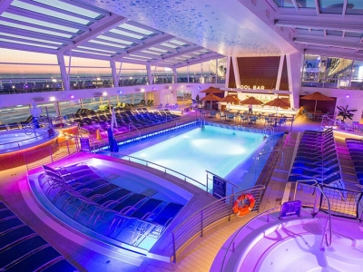 Круизен кораб OVATION of the Seas на Royal Caribbean Intl.