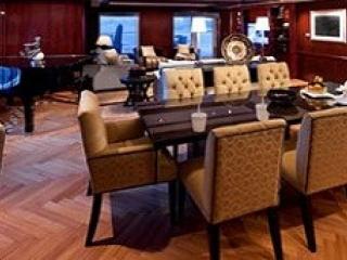 Описание на каюта Penthouse Suite - Супер-луксозен апартамент – категория PS на круизен кораб Celebrity MILLENNIUM – обзавеждане, площ