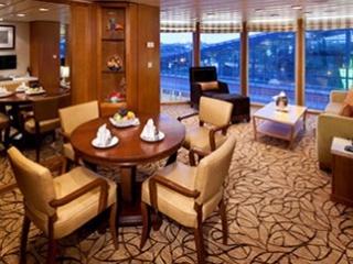 Описание на каюта Celebrity Suite - Голям апартамент – категория CS на круизен кораб Celebrity Infinity – обзавеждане, площ